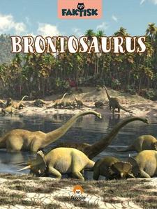 Brontosaurus (ebok) av Ida C. Rahbek Manholt