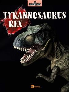 Tyrannosaurus rex (ebok) av Ida C. Rahbek Man