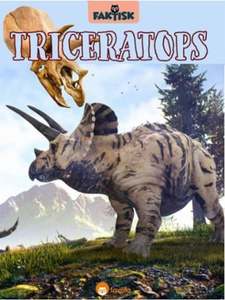 Triceratops (ebok) av Ida C. Rahbek Manholt