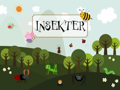 Insekter (ebok) av Ida C. Rahbek Manholt