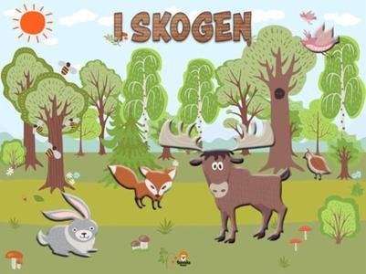 I skogen (ebok) av Ida C. Rahbek Manholt
