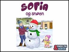 Sofia og snøen = Sofia and the snow