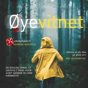 Øyevitnet (lydbok) av Anna Bågstam