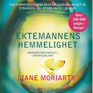 Ektemannens hemmelighet (lydbok) av Liane Mor