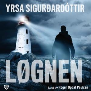Løgnen (lydbok) av Yrsa Sigurðardóttir