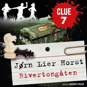 Rivertongåten (lydbok) av Jørn Lier Horst