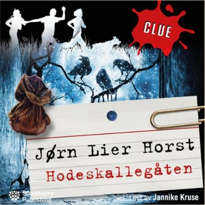 Hodeskallegåten (lydbok) av Jørn Lier Horst