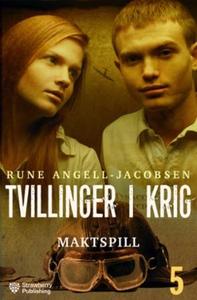 Maktspill (ebok) av Rune Angell-Jacobsen