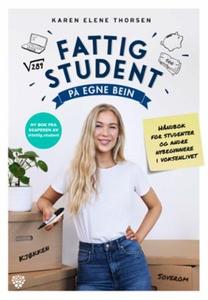 Fattig student på egne bein (ebok) av Karen E