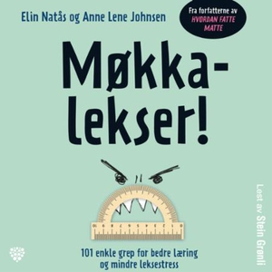 Møkkalekser (lydbok) av Elin Natås, Anne Lene