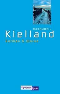 Garman & Worse (ebok) av Alexander L. Kiellan