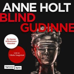 Blind gudinne (lydbok) av Anne Holt