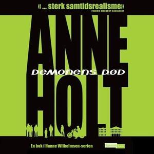 Demonens død (lydbok) av Anne Holt