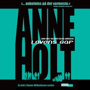 Løvens gap (lydbok) av Anne Holt, Berit Reiss