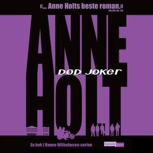 Død joker (lydbok) av Anne Holt