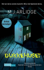 Dukkehuset (ebok) av M.J Arlidge
