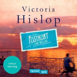 Postkort fra Hellas (lydbok) av Victoria Hisl