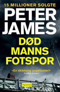 Død manns fotspor (ebok) av Peter James