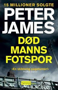 Død manns fotspor (ebok) av Peter James