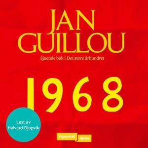 1968 (lydbok) av Jan Guillou