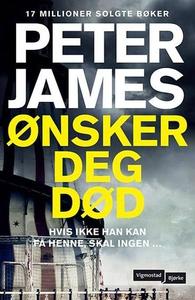 Ønsker deg død (ebok) av Peter James