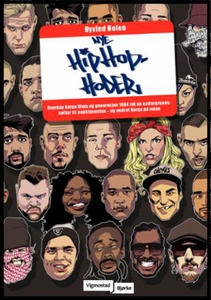 Nye hiphop-hoder (ebok) av Øyvind Holen