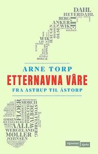 Etternavna våre (ebok) av Arne Torp