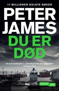 Du er død (ebok) av Peter James
