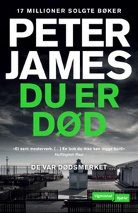 Du er død (ebok) av Peter James