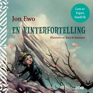En vinterfortelling (lydbok) av Jon Ewo