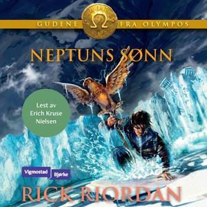 Neptuns sønn (lydbok) av Rick Riordan