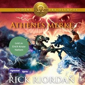 Athenes merke (lydbok) av Rick Riordan