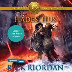 Hades' hus (lydbok) av Rick Riordan