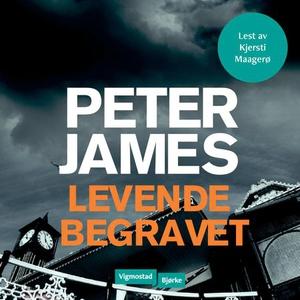Levende begravet (lydbok) av Peter James