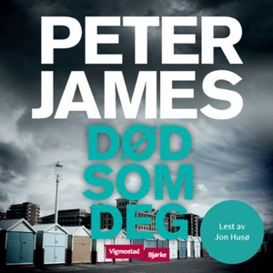Død som deg (lydbok) av Peter James