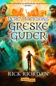Percy Jacksons greske guder (ebok) av Rick Ri