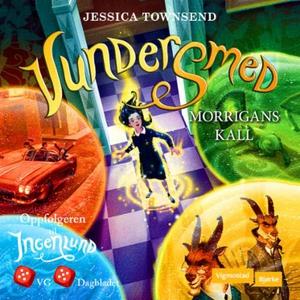 Vundersmed (lydbok) av Jessica Townsend