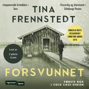 Forsvunnet (lydbok) av Tina Frennstedt