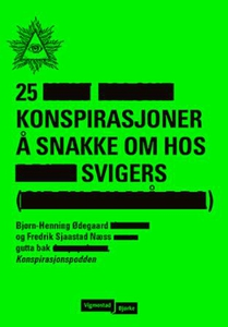 25 konspirasjoner å snakke om hos svigers (eb
