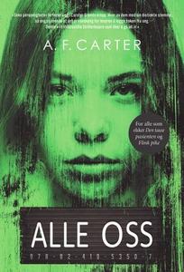 Alle oss (ebok) av A.F. Carter