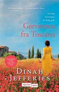 Grevinnen fra Toscana (ebok) av Dinah Jefferi