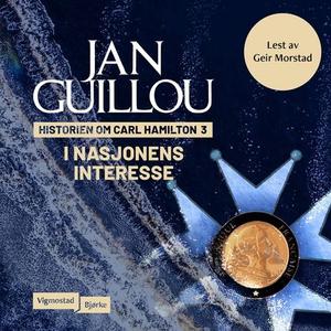 I nasjonens interesse (lydbok) av Jan Guillou