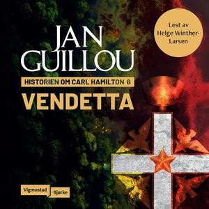 Vendetta (lydbok) av Jan Guillou