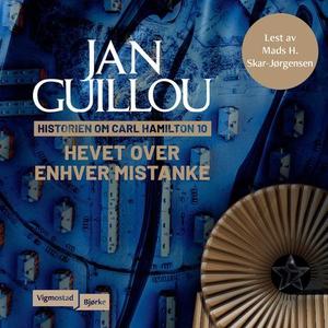 Hevet over enhver mistanke (lydbok) av Jan Gu