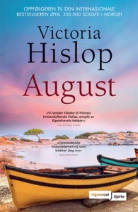 August (ebok) av Victoria Hislop