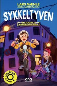 Sykkeltyven (ebok) av Lars Mæhle, Jens A. Lar