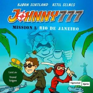 Mission 1: Rio de Janeiro (lydbok) av Bjørn S