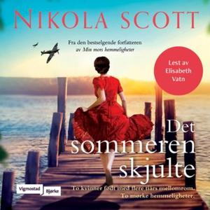 Det sommeren skjulte (lydbok) av Nikola Scott