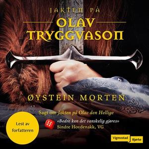 Jakten på Olav Tryggvason (lydbok) av Øystein