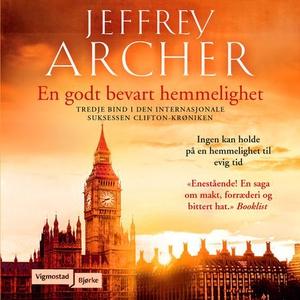 En godt bevart hemmelighet (lydbok) av Jeffre
